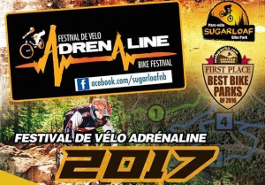 ADRENALINE SUMMER SERIES 2017: Sugarloaf Bike Park