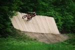 FIRST CHAIR ALERT: Q-Burke Bike Park Opens for 2015