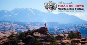 11th Annual Moab Ho-Down Returns October 27.