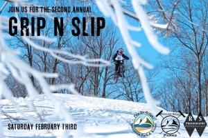 GRIP AND SLIP: Fat Bike DH Racing Comes to Powder Ridge