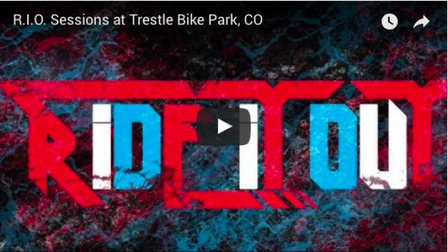 VIDEO: 'Ride it Out' - Sessions at Trestle Bike Park