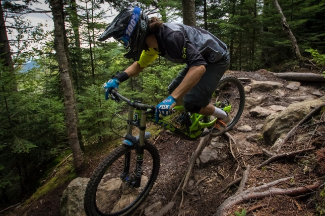 2017 OPENING DAY: Killington Bike Park