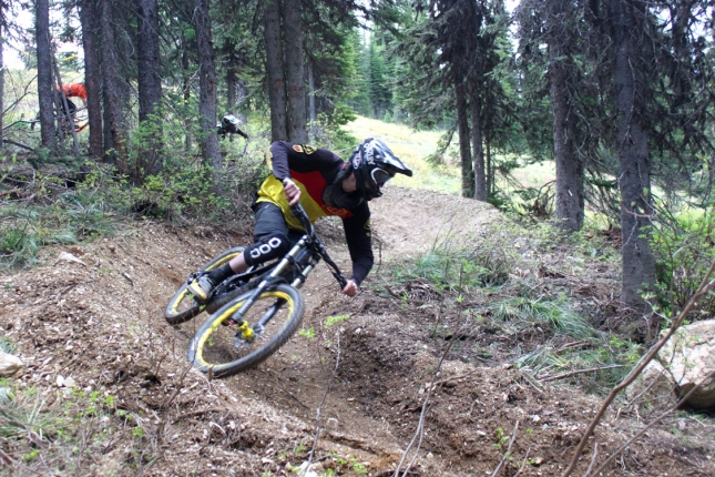 Kashmir Trail at Whitefish