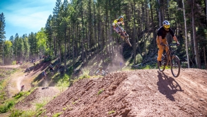 MEMBERS RIDE FREE: Angel Fire Bike Park