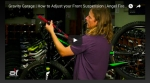 VIDEO: 'Gravity Garage | How to Adjust your Front Suspension' - Angel Fire Bike Park