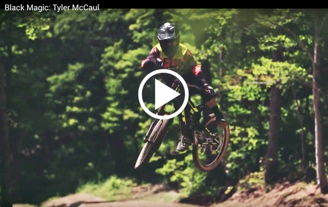 Tyler McCaul rides Black Magick at Killington Bike Park | MTBparks