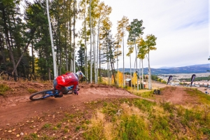 Angel Fire Bike Park offers one of the longest bike park seasons in the western US.