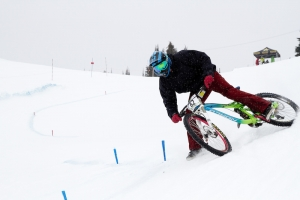 Silver Star doesn't wait for the white stuff to melt before kicking off its downhill season.