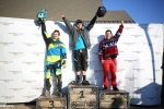 Pro Men Podium at Gravity East Series Last Call