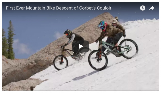 VIDEO: Casey Brown and Cam McCaul Shred Jackson Hole