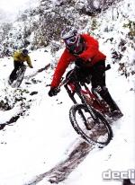 Pro DH Rider Eric Porter's Alyeska Bike Park Field Report