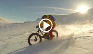 VIDEO: World Fat Freeride Championship to Debut at Chugach Fat Bike Bash