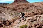 The Banzai Endure takes racers on a technical tour of Bootleg Canyon's all-mountain trails.