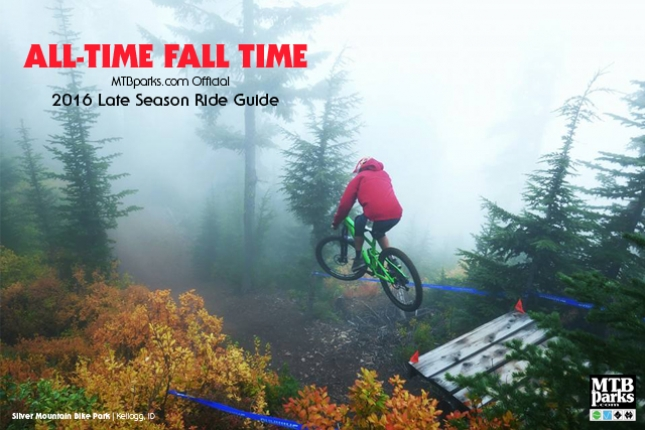 ALL-TIME FALL TIME: Late Season MTBparks Pass Ride Guide
