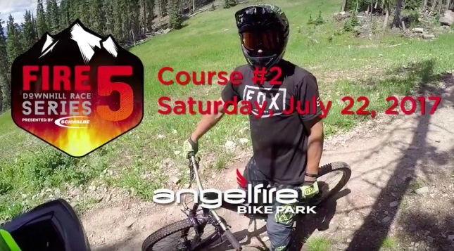 VIDEO: Fire 5 No. 2 Course Preview - Angel Fire