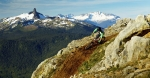 Whistler's Top of the World trail.