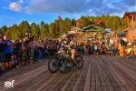Bike Jousting at Angel Fire Gravity Games