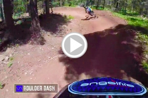 VIDEO: On the Road with Ross Makk - Angel Fire Bike Park
