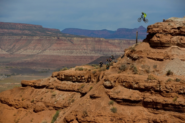 Red Bull Rampage returns to Virgin, UT, October 27