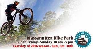 LAST CHAIR ALERT: Massanutten Bike Park