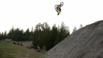 Cam Zink Sets World Record Back Flip at Mammoth