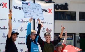 Steamboat Bike Park Enduro X Series Winner