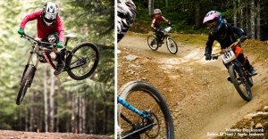How's the Flow? Riders of all levels enjoy charging the flow trails at Whistler Blackcomb.