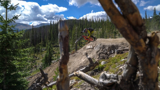 Trestle Bike Park Backside Expansion - Spicy Chicken, Upper Boulevard and Dyno Bones | MTBparks