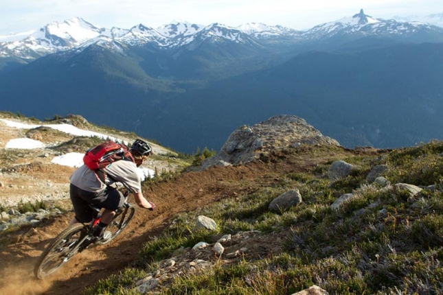 Whistler Announces New Trail