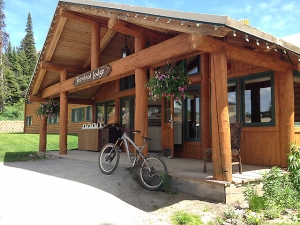 LOCAL LODGING: Grand Targhee Slopeside Accommodations