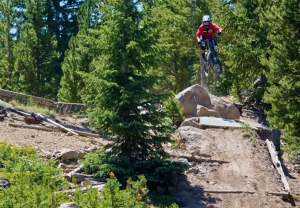 LAST CHAIR ALERT: Keystone Bike Park