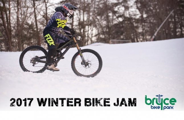 WINTER JAM: Bryce Bike Park to Host Annual Snow Race