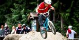 Groms Shred Fat Tire Crit's Kidsworx at #CRANKWORX 2014