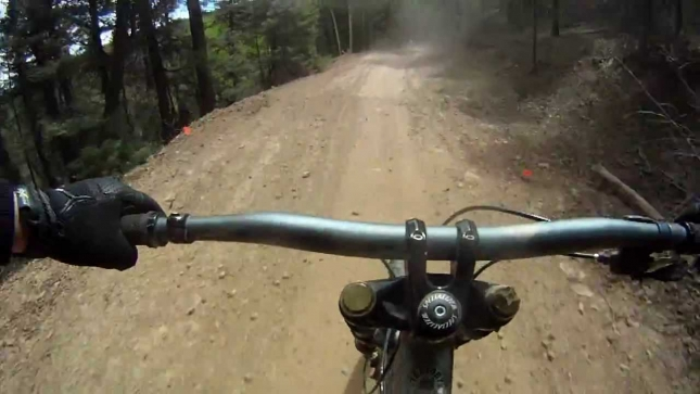 ANGEL FIRE BIKE PARK TRAILS: Combi - Beginner