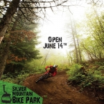 Silver Mountain Bike Park Opens for 2014 Season