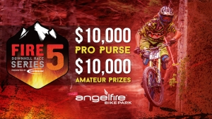 FIRE 5: Angel Fire's 2016 Downhill Race Series