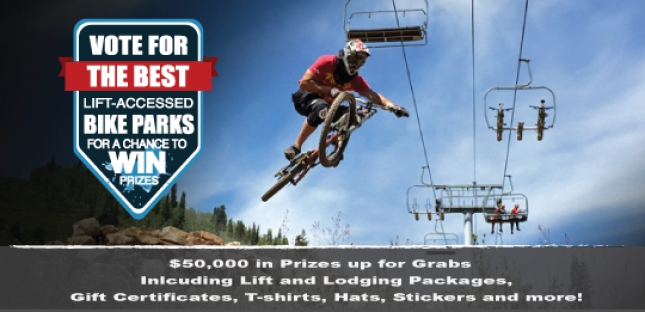2016 BEST BIKE PARKS SURVEY: MTBparks.com Launches Third Annual Rider Survey