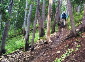 FIRST CHAIR ALERT: Big Sky Bike Park Opens for 2015