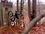 VIDEO | Aaron Chase Waits Out Winter by Rolling Fatties at Highland