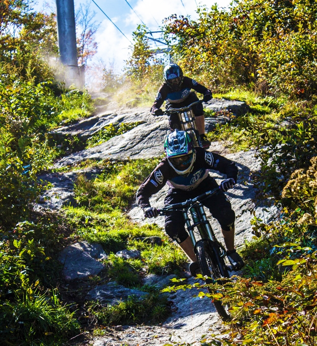 FIRST CHAIR ALERT: Mount Snow Bike Park Opens for 2015