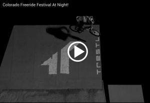 VIDEO: 'Colorado Freeride Festival at Night' - Trestle Bike Park