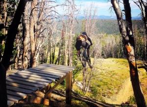 LAST CHAIR ALERT: Big Sky Bike Park