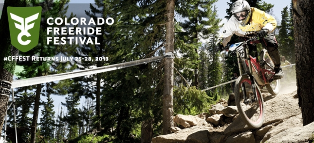 Enduro World Series Stops at Winter Park's Trestle Bike Park