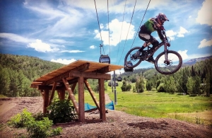 2017 OPENING DAY: Snowmass Bike Park, CO