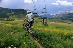 VIDA MTB SERIES @ EVOLUTION BIKE PARK: Women's Ride Clinic Adds Crested Butte for 2015