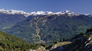 Whistler's Creek Zone will be the focus of Phase One expansion.