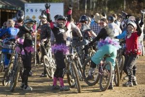 Highland Mountain Bike Park celebrates 2015 with Sender Weekend.