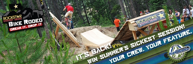 Panorama Launches 2nd Annual Rockstar Bike Rodeo Contest
