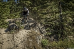 Known today for its iconic flow, Whistler Mountain Bike Park was built (literally) on big tech moves and massive slabs.