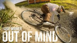 VIDEO: Fabio Wibmer Shreds Saalbach and Leogang on Antique City Bike
